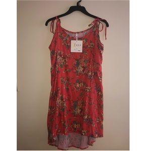 NWT Cherish floral summer dress